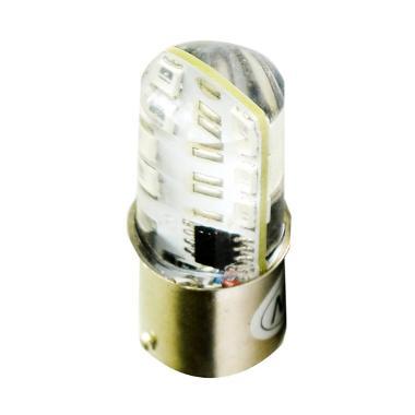 Lampu Rem Motor Mobil Colok Putar 2Kaki 12titik