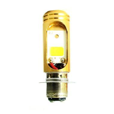 Raja Motor DOH8108 Golden Tiger LED ... (DC) Lampu Depan - Kuning