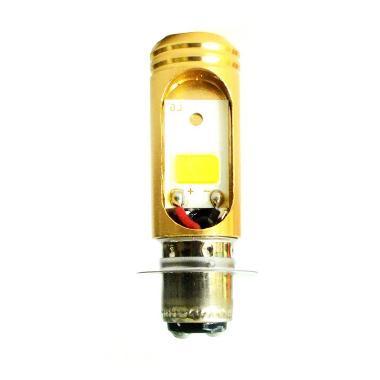 Raja Motor DOH8108 Golden Tiger LED ... D (DC) Lampu Depan - Pink