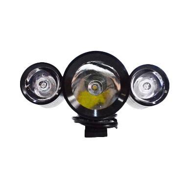 Raja Motor LED Projector Universal  ... Variasi - Hitam [3 Warna]