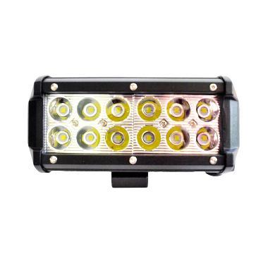 Raja Motor Lampu Tembak LED 12-Mata ONS2599 Putih [LAV9102 - Putih]