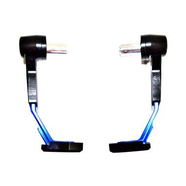 Raja Motor MotoGP DKR6027 Proguard CNC Miring Decker Biru Hand Guard