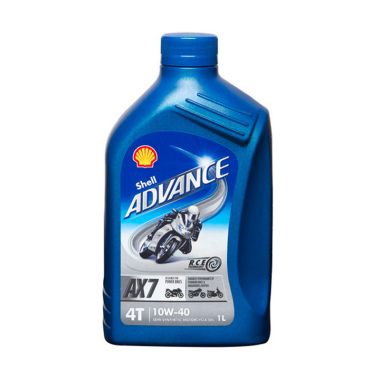 Shell Advance AX7-OME1089 10W-40 Ol ...