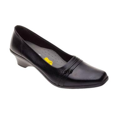 Vindy's Rose 404 Black Sepatu Wanit ...