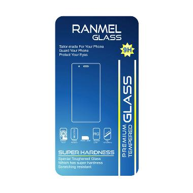 Ranmel Tempered Glass Screen Protector for Sony Xperia C3 - Clear