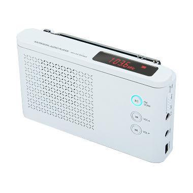 Rapid Boom R6 Speaker - Putih