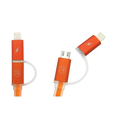 Remax Aurora High Speed USB Charger ... hone and Android - Orange