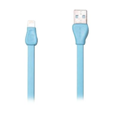 Remax Martin Blue Data Cable For iPhone 5/5S/6/6 Plus [1M]