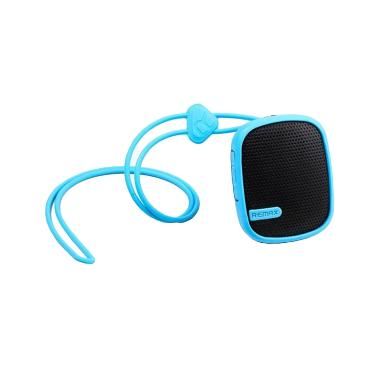 Remax Original RM-X2 Mini Bluetooth Speaker - Biru