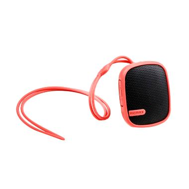 harga Remax Original RM-X2 Mini Bluetooth Speaker - Merah Blibli.com