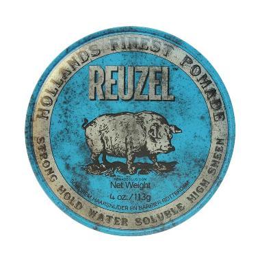 HARGA Reuzel Oilbased Pomade – Blue [4 oz/113 g] Terbaik