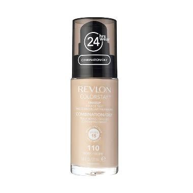 Revlon ColorStay Liquid For Combina ... tion - 110 -Ivory [30 mL]
