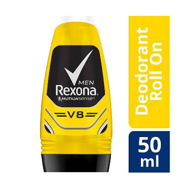 Rexona Men Anti-Perspirant Deodorant Roll On V8 [50 mL]