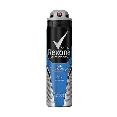 Rexona Men Anti-Perspirant Deodorant Spray Ice Cool [150 mL]