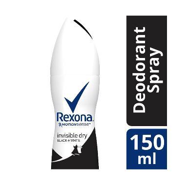 Rexona Women Anti-Perspirant Deodorant Spray Invisible Dry [150 mL]