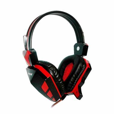 Rexus Paketan 10 Pcs  F-22 Gaming Headset - Red