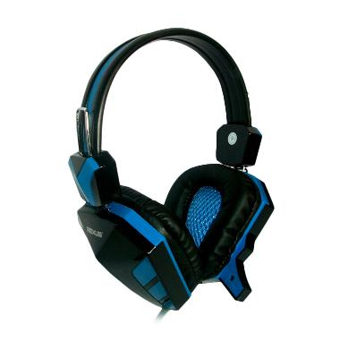 Rexus F22 Headset Gaming - Biru