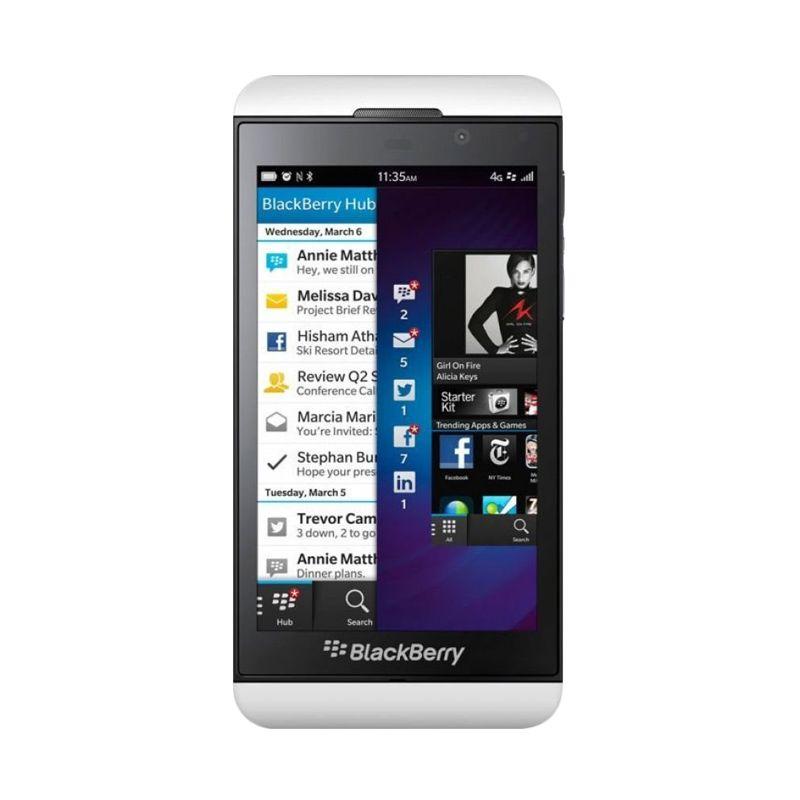 Jual Blackberry Z10 Putih Smartphone [16 GB] Harga Rp 1499000. Beli Sekarang dan Dapatkan Diskonnya.