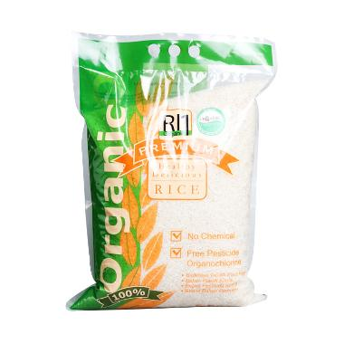 harga RI1 Beras Organik [5 kg] Blibli.com