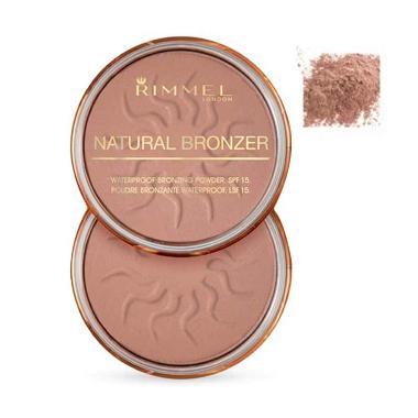 Rimmel Natural Bronzer Make Up - Sun Bronze