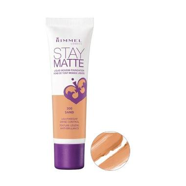 Rimmel Stay Matte Foundation Sand