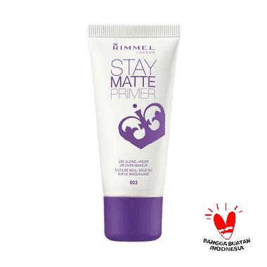 Rimmel Stay Matte Primer Foundation