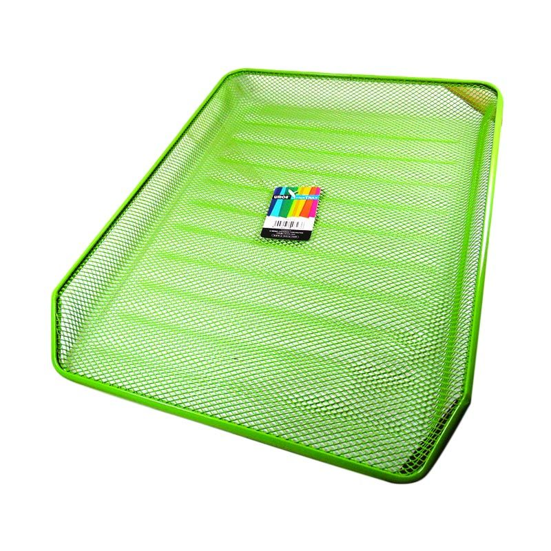 UMOE LT6201 Green Letter Tray ... Rp 65.000. UMOE Fancy Bookend BE251R Green Penjepit Buku .