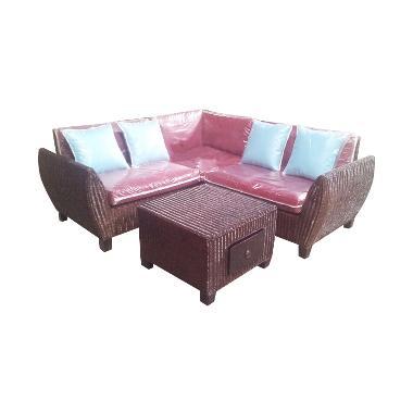 Rotan Kita Rotan KTG14 Sofa