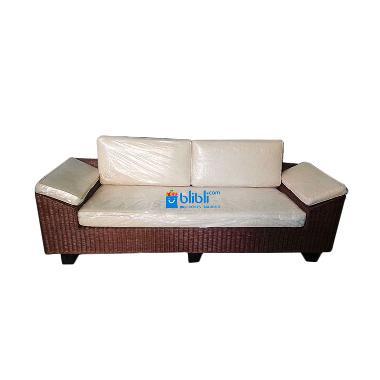 Rotan Kita Sofa Rotan KTG37