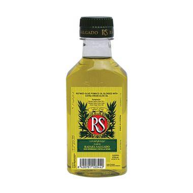 RS Olive Oil Olive Pomace Oil Pet Plastic Bottles 175 mL