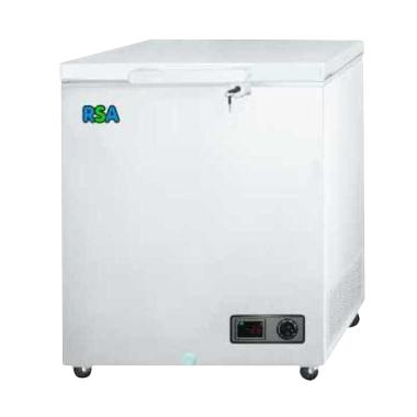 RSA Freezer Box CF 150 Putih  Chest Freezer [150L/Jabodetabek]