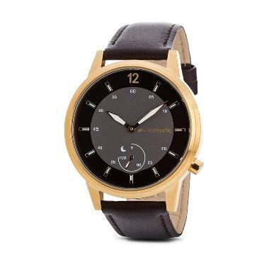 Runtastic Moment Classic Gold Smartwatch
