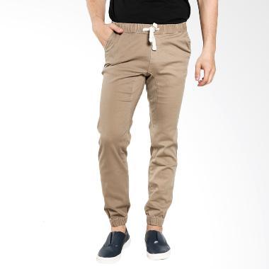 ... Jfashion Celana Panjang Jogger Training Pria Dewasa . Source · Russ IKEDA 15111503144 Khaki Jogger Pants. Russ IKEDA 15111503144 Khaki Jogger Pants.