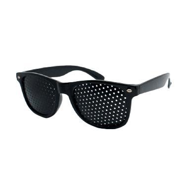 Pinhole Sunglasses / Kacamata Terap ... la Usia Free Box Kacamata
