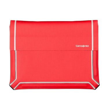 Samsonite Tech Sleeve Tas Laptop or Tablet [10.1 inch] - Merah Abu