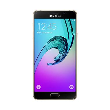 Samsung Galaxy A7 SM-A710 Smartphone - Gold [2016 New Edition]