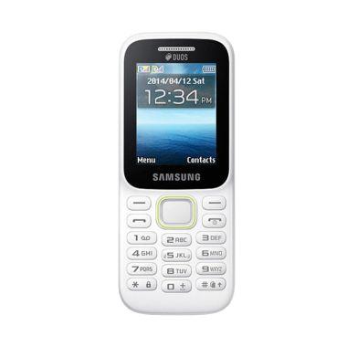 Samsung B310 Phyton Handphone - White [Dual SIM]