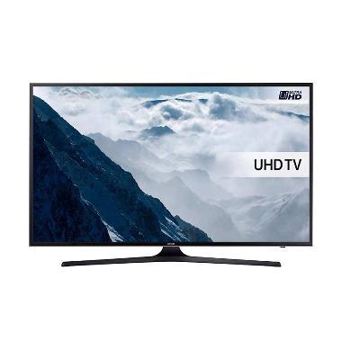 Samsung 65KU6000 Flat UHD 4K Smart TV [65 Inch]