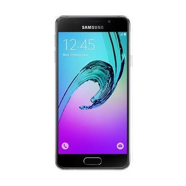Samsung A5 New Smartphone - Black [16GB/ 2GB/ 2016 Edition]