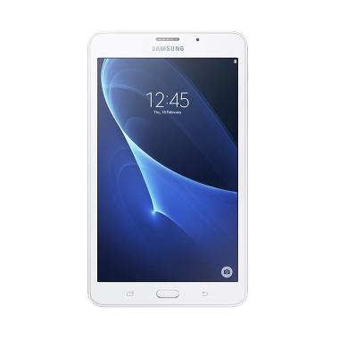 harga Kamis Ganteng - Samsung Galaxy Tab A 7.0 T285 Tablet - White [8 GB/ 1.5 GB/ Resmi Samsung Indonesia] Blibli.com