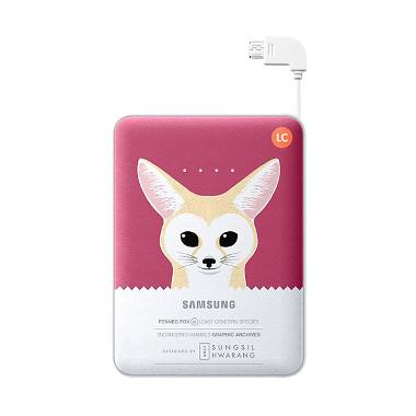 Samsung Animal Universal Battery Pack Red Powerbank [8.400 mAh]