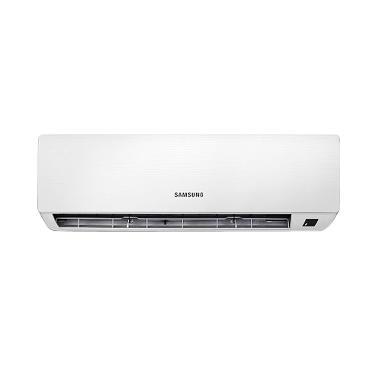 Samsung AR05JRFLAWKN Standard Wall Mounted AC Split - Putih [1/2 PK]