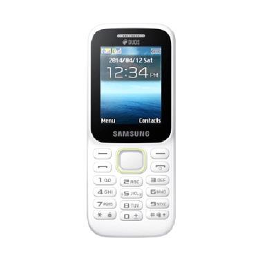 Samsung B310 Handphone - Putih
