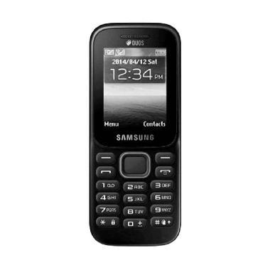 Samsung B310 Handphone - Black