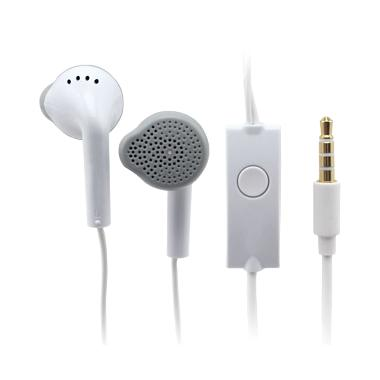 Samsung 100% Original Headset for Samsung Galaxy - Putih