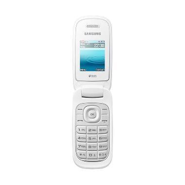 Samsung Caramel 1272 Handphone - White
