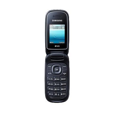Samsung Caramel 1272 Handphone - Hitam