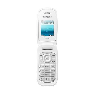Samsung Caramel E1272 Handphone - Putih