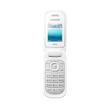 Samsung Caramel GT-E1272 Handphone - White