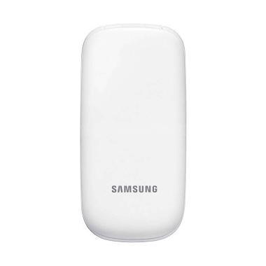 Samsung Caramel Handphone - White